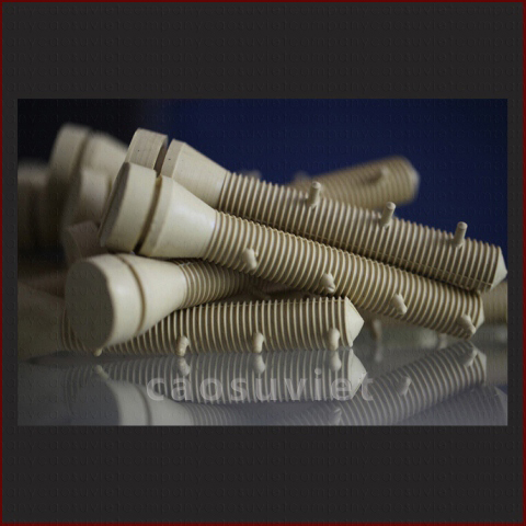 Rubber fingers for chicken plucker product‎