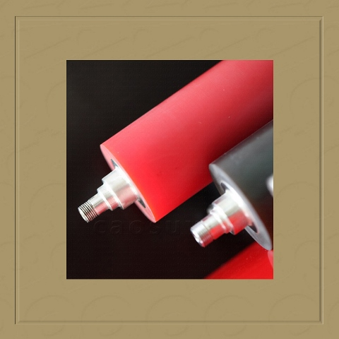 Recover PU rollers in steel industry | Vietnam polyurethane factory