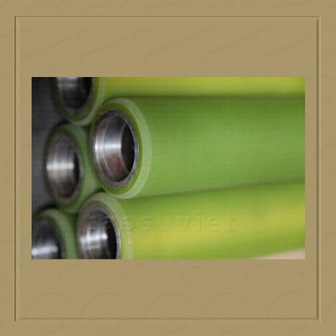 Polyurethane rollers manufacturer   Viet nam polyurethane factory